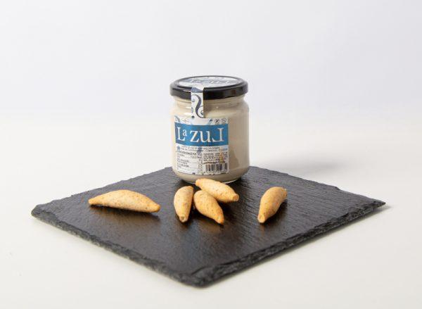 Crema de queso azul, Fuente la Sierra